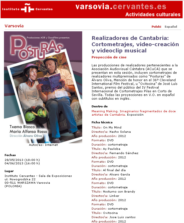 posturas---instituto-cervantes-varsovia